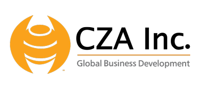 CZA Inc. Global business development logo